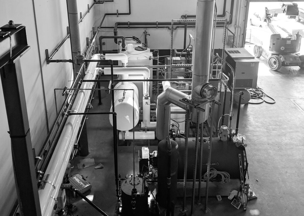 Custom Extraction Equipment Engineered by Aptia Engineering