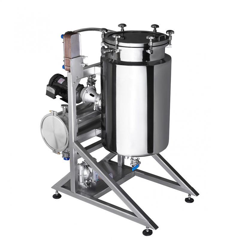 Aptia VCO Full Vacuum Multipurpose Reactor 3/4 View