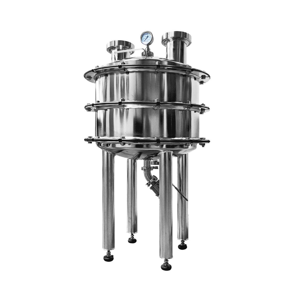 Aptia Dynamic Wafer Filter - Double Basket