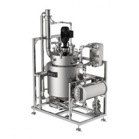 R60-FFE Solvent Recovery System for Cannabis processing