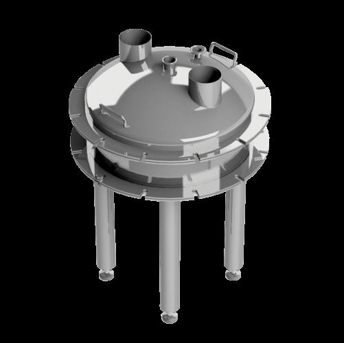 DWF Dynamic Wafer Filter Single Basket View