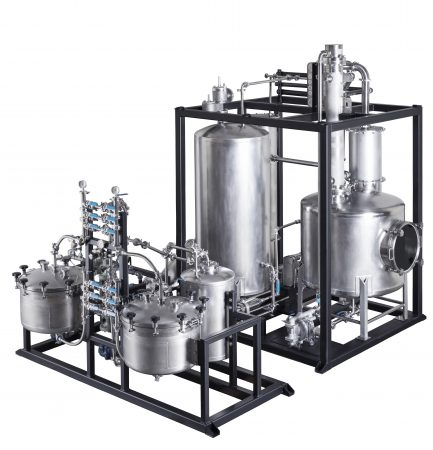 Closed Loop Solvent Extraction