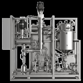 Aptia WFD-V12 Wiped Film Distillation System for Hemp